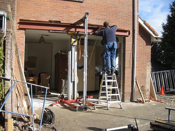 Aanbouw Keuken Serre : Aanbouw serre, keuken – Timmerbedrijf Kooi